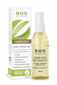 BON LIQUID GOLD - PURE TISSUE OIL 100ml