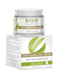 BON ANTI-AGEING FACE CREAM 50ml