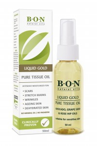 BON LIQUID GOLD - PURE TISSUE OIL 50ml