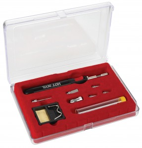 HOT DEVIL 9 IN 1 SLIMLINE TORCH/SOLDERING KIT