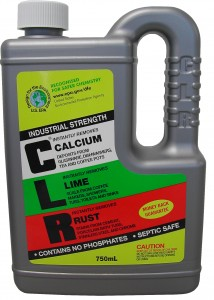 CLR CALCIUM, LIME & RUST REMOVER 750ml