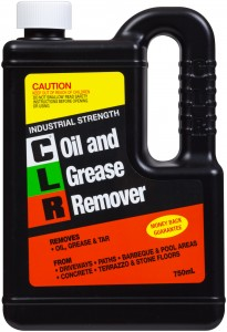 CLR OIL & GREASE REMOVER 750ml