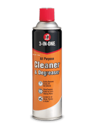 3-IN-ONE PROFESSIONAL CLEANER DEGREASER(11064)