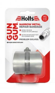 HOLTS EXHAUST PIPE REPAIR