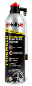 HOLTS TYREWELD PUNCTURE REPAIR 500ml