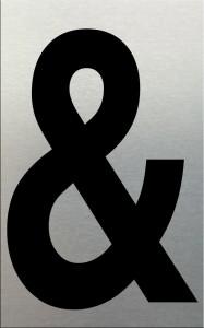 MG2LN & Black on Silver (50MM)