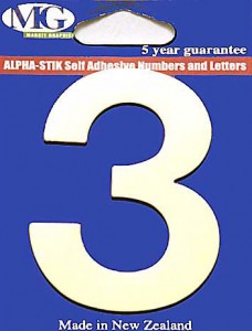MG Alpha Stik Gold 3 (50mm)