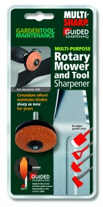 MULTI SHARP ROTARY MOWER SHARPENER