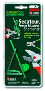 MULTI SHARP SECATEUR / LOPPER SHARPENER