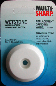 MULTI SHARP WETSTONE SPARE WHEEL