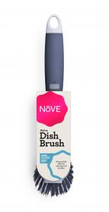 NOVE ROUND DISH BRUSH