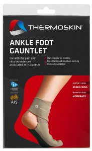 THERMOSKIN ANKLE FOOT GAUNTLET XS