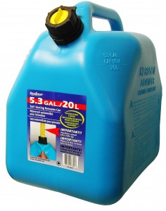 SCEPTER 20L KEROSENE CAN (SQUAT)
