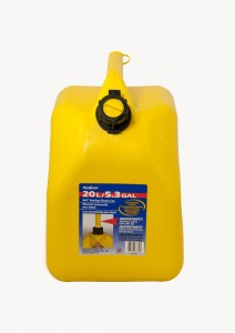 SCEPTER 20L/5.3Gal DIESEL GAS CAN (SQUAT)