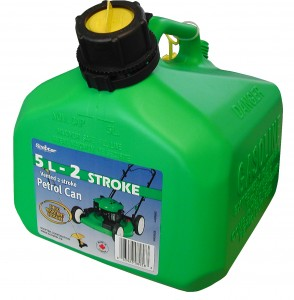 SCEPTER 5L/1.25Gal 2-STROKE CAN