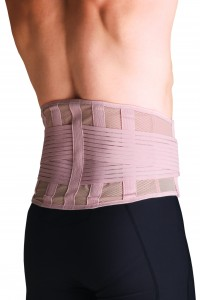 THERMOSKIN ELASTIC BACK STABILISER S