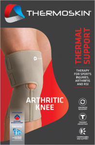 THERMOSKIN ARTHRITIC KNEE LEFT M