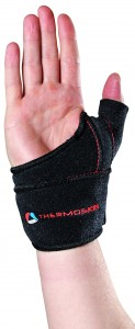 THERMOSKIN SPORTS THUMB ADJ LEFT S / M