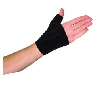 THERMOSKIN CROSS X CMC THUMB LEFT HAND S