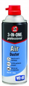 3-IN-ONE AIR DUSTER 350gm