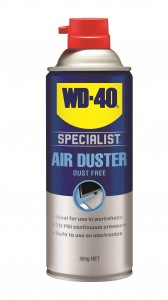 WD40 SPECIALIST AIR DUSTER 350gm