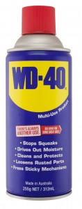 WD-40 255g/312ml (WD61002/WD61102)