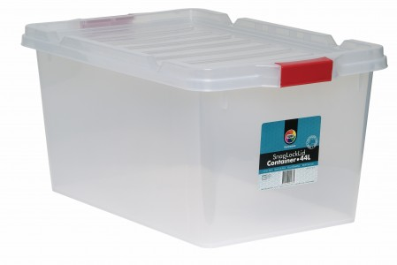 WILLOW Huro 44L CONTAINER with SNAP LOCK LID
