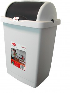 WILLOW ROLL TOP BIN 25L