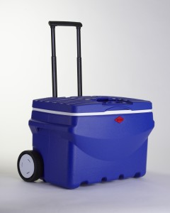 WILLOW COOLER 50L WHEELIE