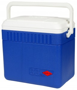 WILLOW COOLER 33L BLUE