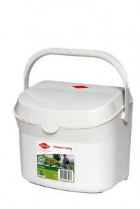 WILLOW COMPOST CADDY 8L