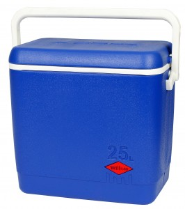 WILLOW COOLER 25L BLUE