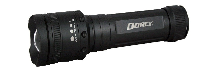 DORCY Pro Series LED TORCH 1000