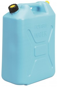 SCEPTER 20L WATER CAN BLUE (JEEP)