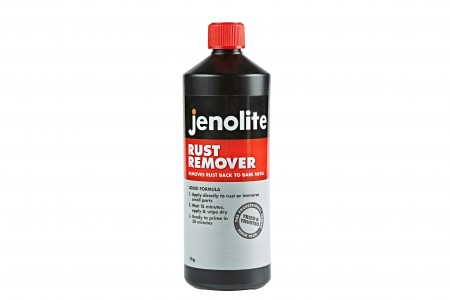 JENOLITE RUST REMOVER LIQUID 1kg BOTTLE