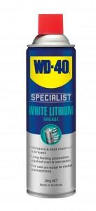 WD-40 SPECIALIST WHITE LITHIUM 454ml